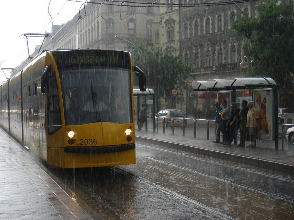 Que faire à Budapest quand il pleut?