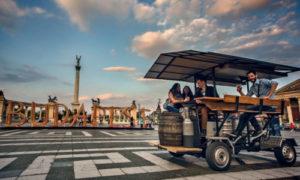 Beer Bike Budapest