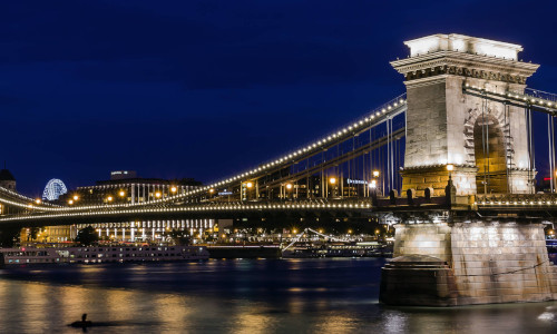 Pont de Chaîne Budapest