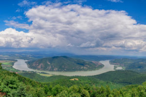 Excursion dans la Courbe du Danube