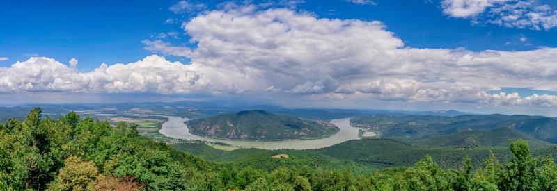 la Courbe du Danube