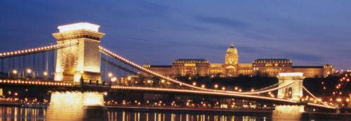 Budapest la vieille ville