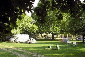 Trois campings bien situés à Budapest